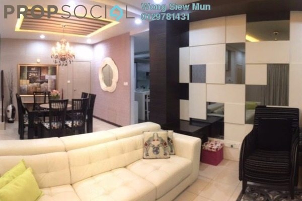 For Sale Terrace at Sunway Kayangan, Shah Alam Leasehold Semi Furnished 3R/4B 760k