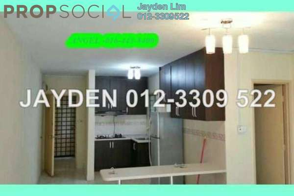 For Sale Condominium at Flora Damansara, Damansara Perdana Leasehold Unfurnished 3R/2B 250k