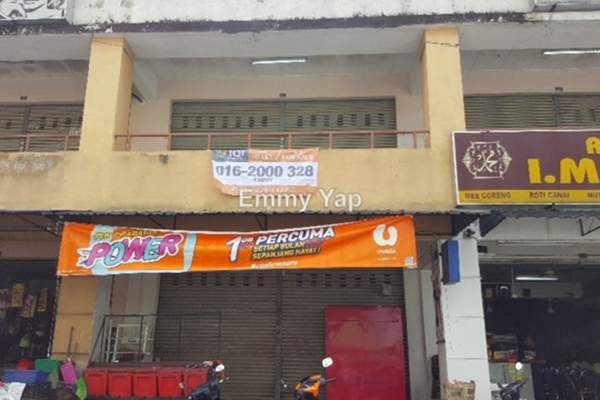 For Rent Shop at Enggang Apartment, Bandar Kinrara Freehold Unfurnished 0R/0B 2.8k