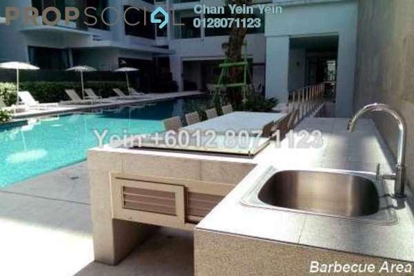 For Sale Condominium at Sastra U-Thant, Ampang Hilir Freehold Semi Furnished 4R/7B 6.6m