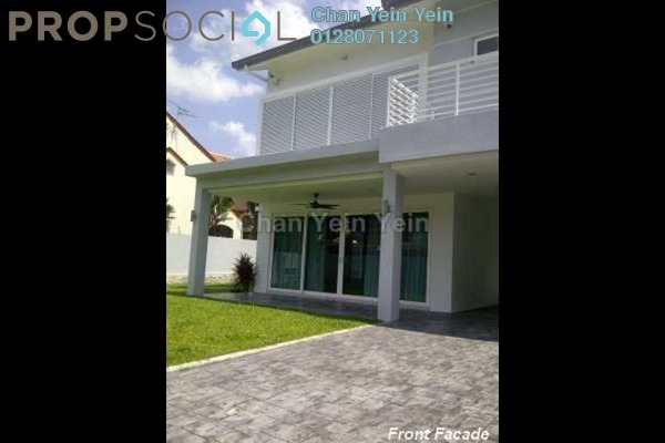 For Sale Semi-Detached at Athinahapan, TTDI Freehold Semi Furnished 5R/5B 4.3m