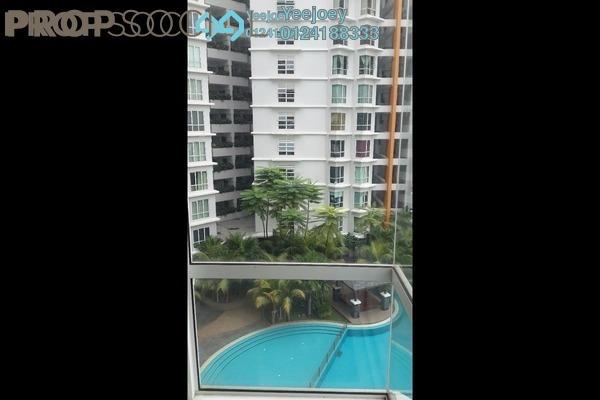 For Rent Condominium at Tiara Mutiara, Old Klang Road Freehold Semi Furnished 0R/2B 1.35k