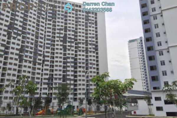 For Rent Condominium at Suasana Lumayan, Bandar Sri Permaisuri Leasehold Unfurnished 4R/2B 1.6k