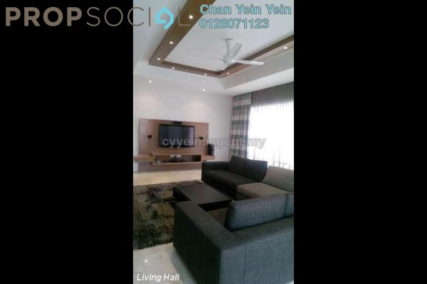 For Rent Condominium at Pavilion Residences, Bukit Bintang Leasehold Fully Furnished 3R/5B 15k