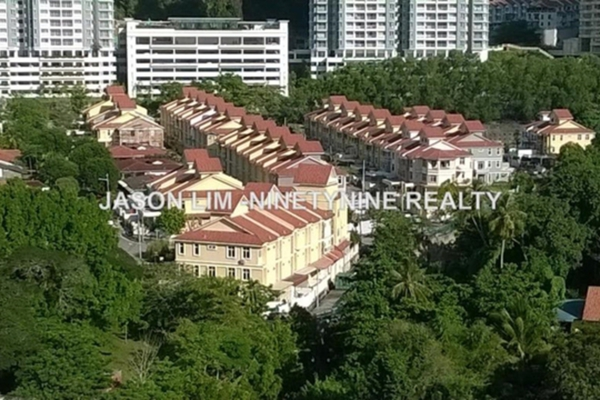 For Sale Terrace at Chee Seng Garden, Tanjung Bungah Freehold Unfurnished 6R/6B 1.45m