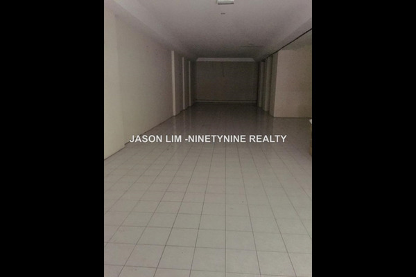 For Sale Shop at Taman Kheng Tian, Jelutong Leasehold Unfurnished 0R/0B 1.95m