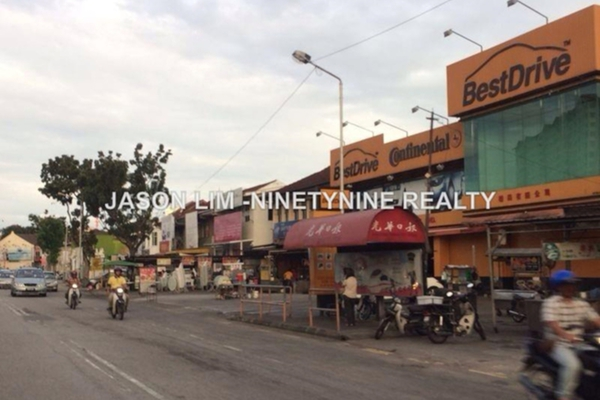 For Rent Shop at Jalan Air Itam, Air Itam Leasehold Unfurnished 0R/0B 2.2k