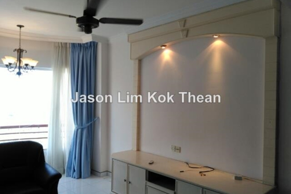 For Rent Condominium at Mutiara Villa, Tanjung Tokong Leasehold Unfurnished 3R/2B 3.5k