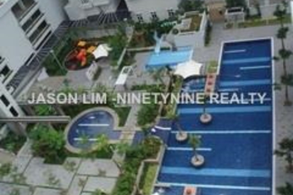 For Rent Condominium at BaysWater, Gelugor Leasehold Unfurnished 3R/3B 2.8k