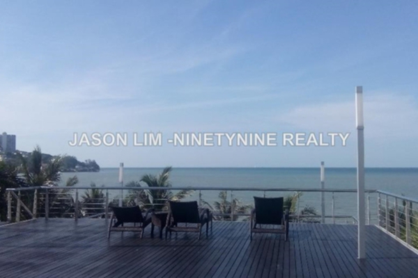 For Rent Condominium at Infinity, Tanjung Bungah Leasehold Unfurnished 3R/4B 7.5k