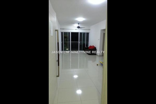 For Sale Condominium at Gardens Ville, Sungai Ara Leasehold Unfurnished 3R/2B 540k