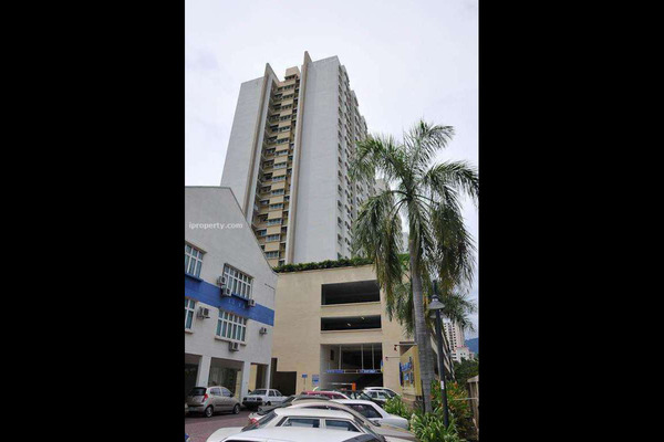 For Sale Condominium at Symphony Park, Jelutong Leasehold Unfurnished 3R/2B 490k