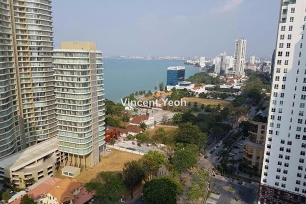 For Sale Condominium at Sri Pangkor, Pulau Tikus Leasehold Unfurnished 3R/3B 1.6m