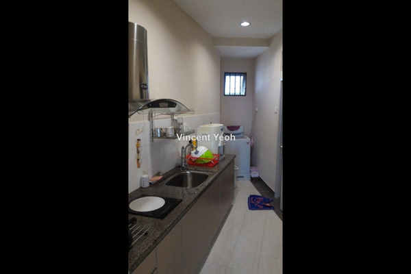 For Sale Condominium at The View, Batu Uban Freehold Semi Furnished 3R/5B 1.15m