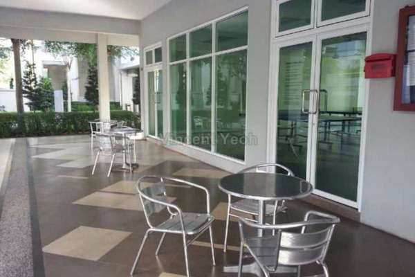 For Sale Condominium at BaysWater, Gelugor Freehold Semi Furnished 4R/3B 1.35m
