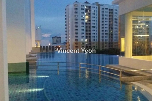 For Sale Condominium at Summerton Bayan Indah, Bayan Indah Freehold Unfurnished 4R/4B 1.2m
