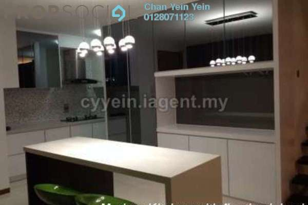 For Rent Condominium at Suasana Sentral Loft, KL Sentral Freehold Fully Furnished 4R/5B 10k