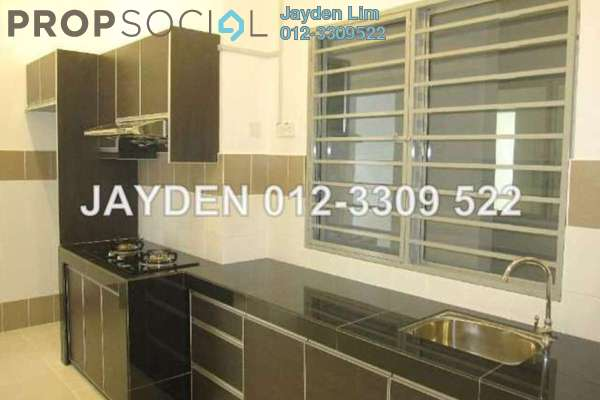For Sale SoHo/Studio at I Residence, Kota Damansara Leasehold Unfurnished 1R/1B 460k