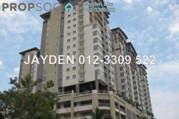 For Sale Condominium at I Residence, Kota Damansara Leasehold Unfurnished 3R/2B 770k