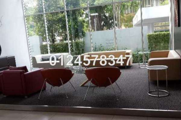 For Rent Condominium at Gurney Paragon, Gurney Drive Freehold Semi Furnished 3R/4B 8k