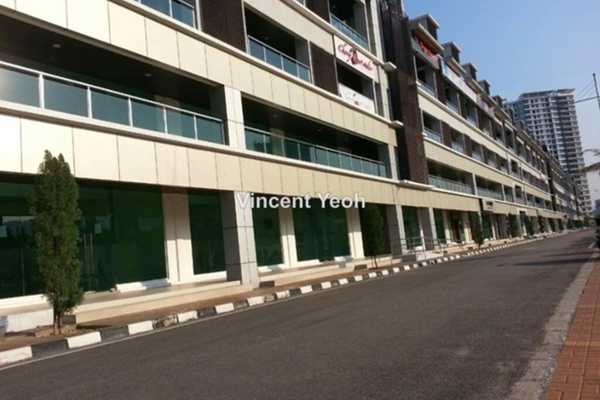 For Rent Shop at Vantage Desiran Tanjung, Seri Tanjung Pinang Freehold Unfurnished 0R/0B 7k