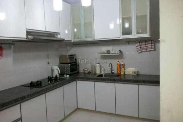 For Sale Condominium at Palm Palladium, Gelugor  Semi Furnished 3R/2B 750k