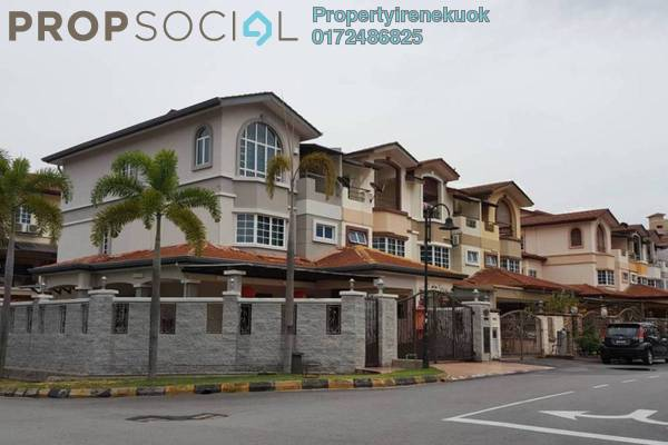 For Sale Terrace at Taman Bukit Segar Jaya 2, Cheras Freehold Semi Furnished 6R/4B 1.5m
