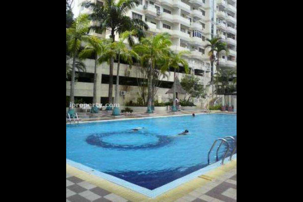 For Rent Condominium at Zan Pavillon, Sungai Ara Freehold Semi Furnished 4R/3B 1.4k