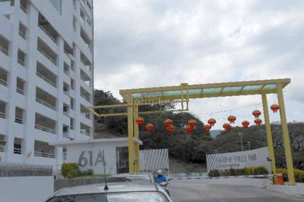 For Rent Condominium at Shineville Park, Farlim Freehold Unfurnished 4R/2B 1.5k