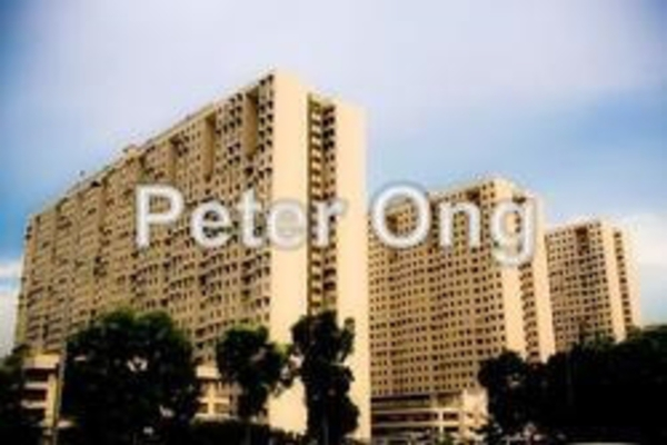 For Sale Apartment at Sri Saujana Apartment, Georgetown Leasehold Unfurnished 3R/1B 210k