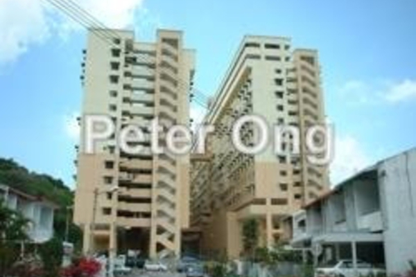 For Sale Apartment at Krystal Heights, Green Lane Leasehold Unfurnished 2R/1B 185k