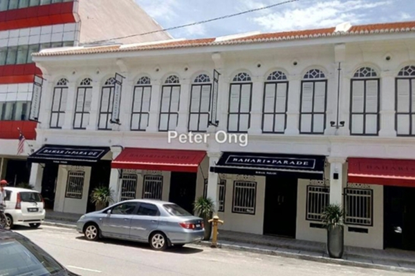 For Rent Office at Jalan Sri Bahari, Georgetown Leasehold Unfurnished 0R/0B 1.9k