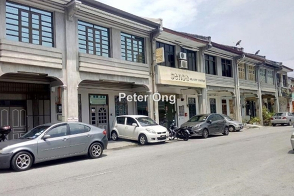 For Sale Office at Malacca Street, Georgetown Leasehold Unfurnished 0R/0B 1.55m