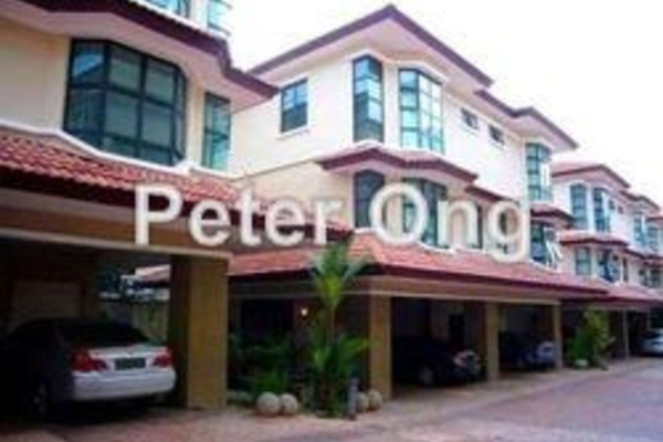 For Sale Townhouse at Tanjung Villa, Tanjung Bungah Leasehold Unfurnished 3R/2B 870k