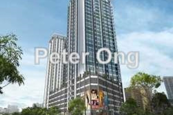 For Sale Condominium at Straits Garden, Jelutong Leasehold Unfurnished 4R/2B 740k