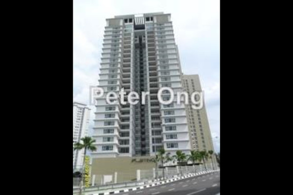 For Sale Condominium at Platino, Gelugor Leasehold Unfurnished 3R/4B 1.74m
