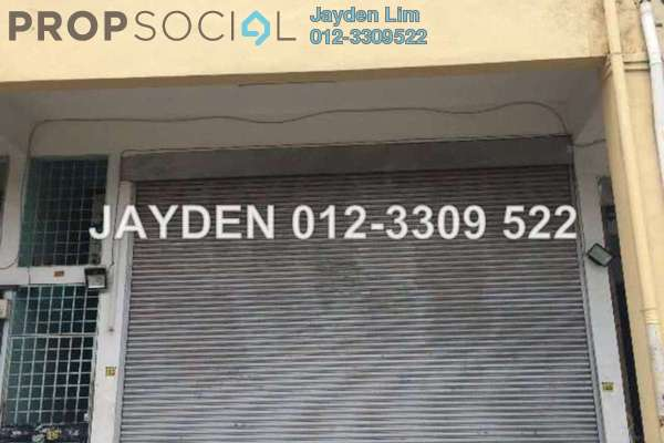For Sale Factory at Taman Sri Ehsan, Kepong Freehold Unfurnished 0R/0B 1.6m