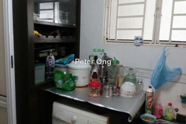 For Sale Condominium at Asia Heights, Farlim Leasehold Unfurnished 3R/2B 430k