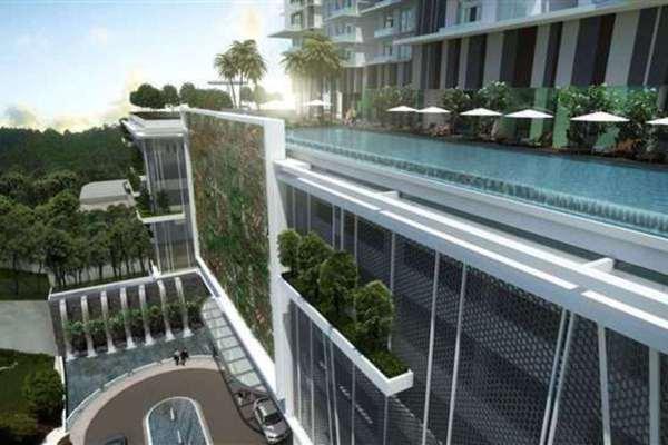 For Sale Condominium at Setia Pinnacle, Sungai Ara Leasehold Unfurnished 3R/2B 990k