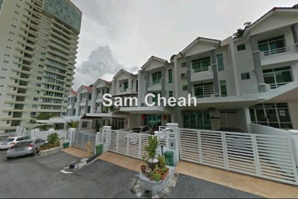 For Sale Terrace at Beverly Hills, Tanjung Bungah Freehold Unfurnished 5R/5B 1.3m