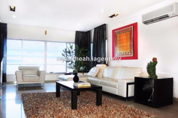 For Sale Condominium at 1 Persiaran Gurney, Gurney Drive Leasehold Unfurnished 3R/3B 1.48m