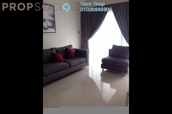 For Rent Condominium at A'Marine, Bandar Sunway Leasehold Fully Furnished 3R/3B 3.5k
