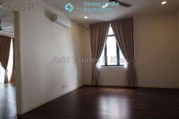 For Rent Semi-Detached at Serene Kiara, Mont Kiara Freehold Semi Furnished 5R/5B 12.5k