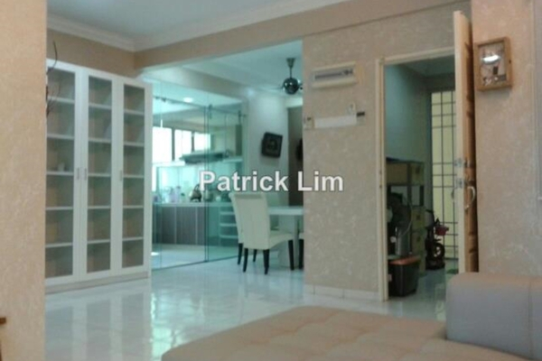 For Rent Condominium at Putra Place, Bayan Indah Leasehold Fully Furnished 3R/2B 2k
