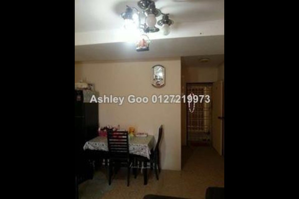 For Sale Apartment at Sri Jelutong, Jelutong Leasehold Unfurnished 3R/1B 299k