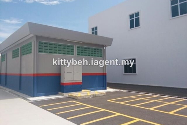 For Rent Office at Bandar Tasek Mutiara, Simpang Ampat Leasehold Unfurnished 0R/2B 4.5k