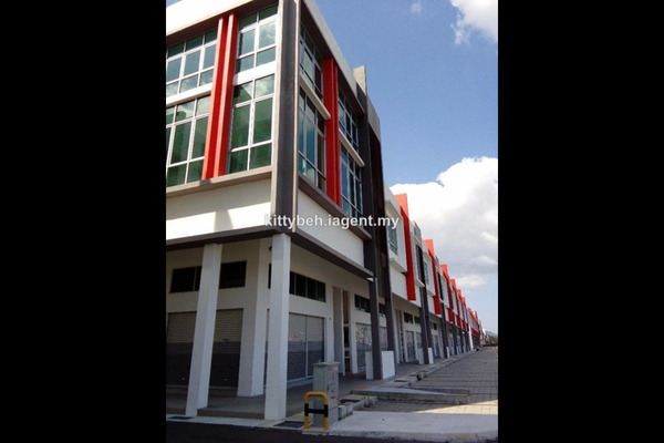 For Rent Shop at Bandar Tasek Mutiara, Simpang Ampat Leasehold Unfurnished 0R/1B 800translationmissing:en.pricing.unit