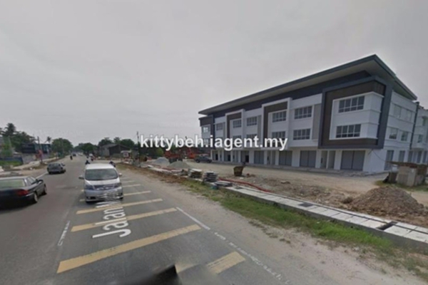 For Rent Office at Sunway Wellesley, Bukit Mertajam Leasehold Unfurnished 0R/0B 1k