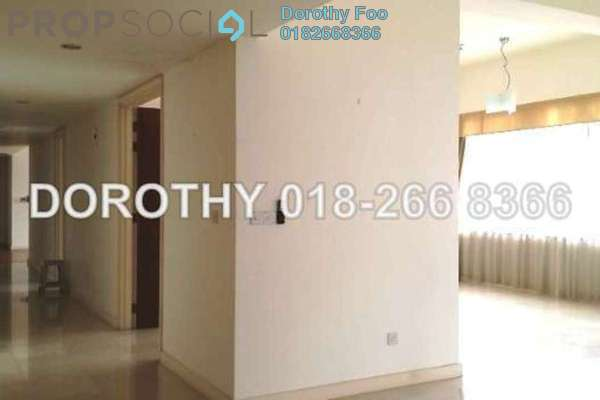 For Rent Condominium at Hampshire Park, KLCC Freehold Semi Furnished 4R/5B 13.5k