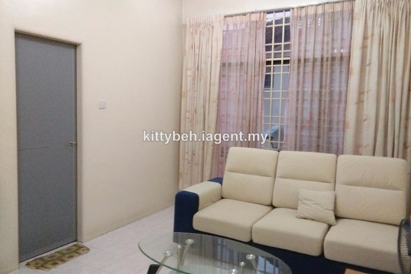 For Sale Semi-Detached at Taman Seri Juru, Juru Freehold Semi Furnished 4R/3B 450k